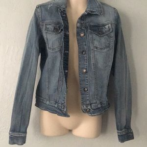 Jean Jacket Size Medium